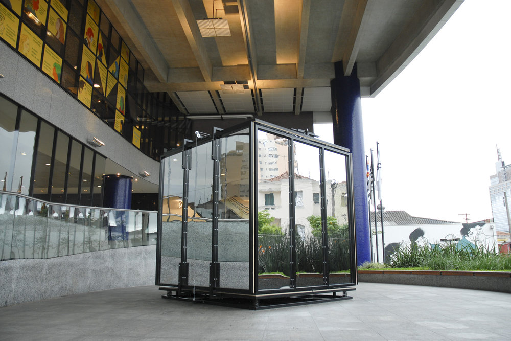 infinite cubed | infinito ao cubo    @ sesc pinheiros 2008   + expo