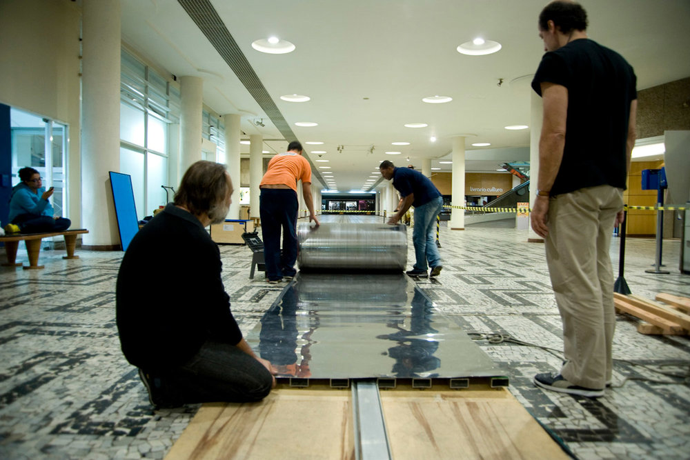 floor   piso    @ conjunto nacional 2010   + expo