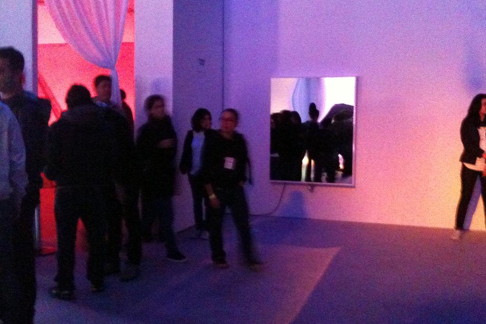 mirror | espelho    @ the creators project br 2010   + expo