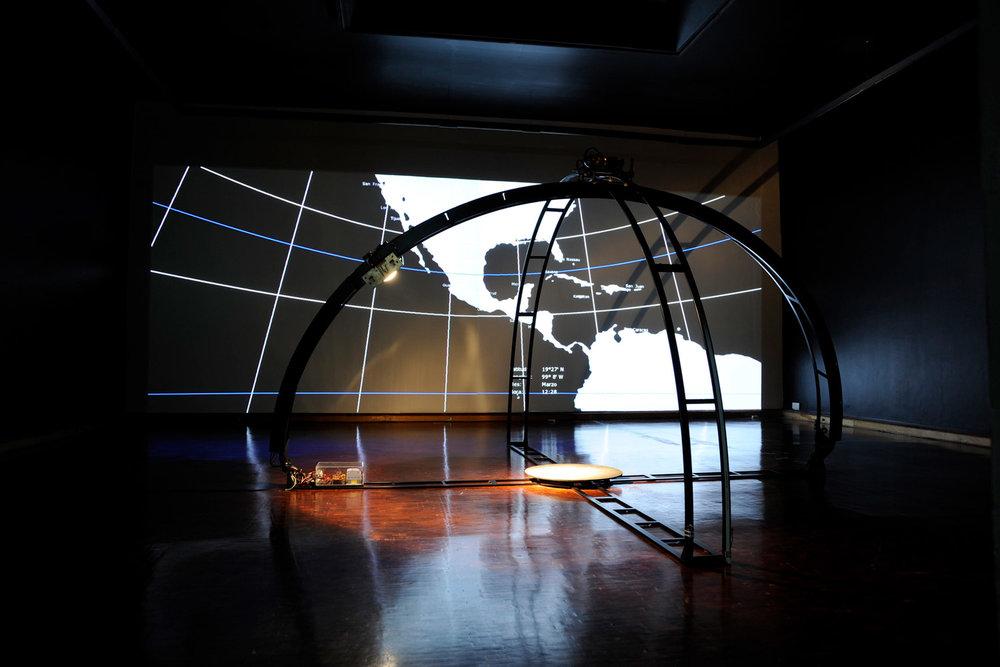 solar    @ lab. de arte alameda 2010   + expo