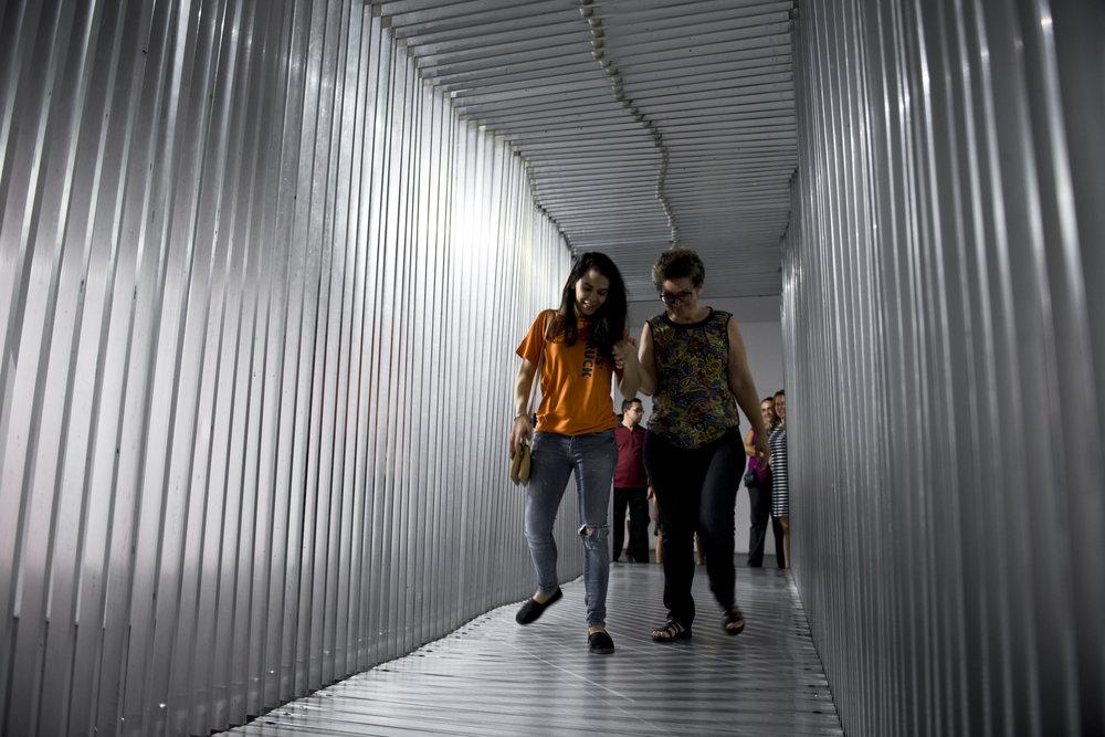 tunnel | túnel    @ cen. cul. vale maranhão 2017   + expo
