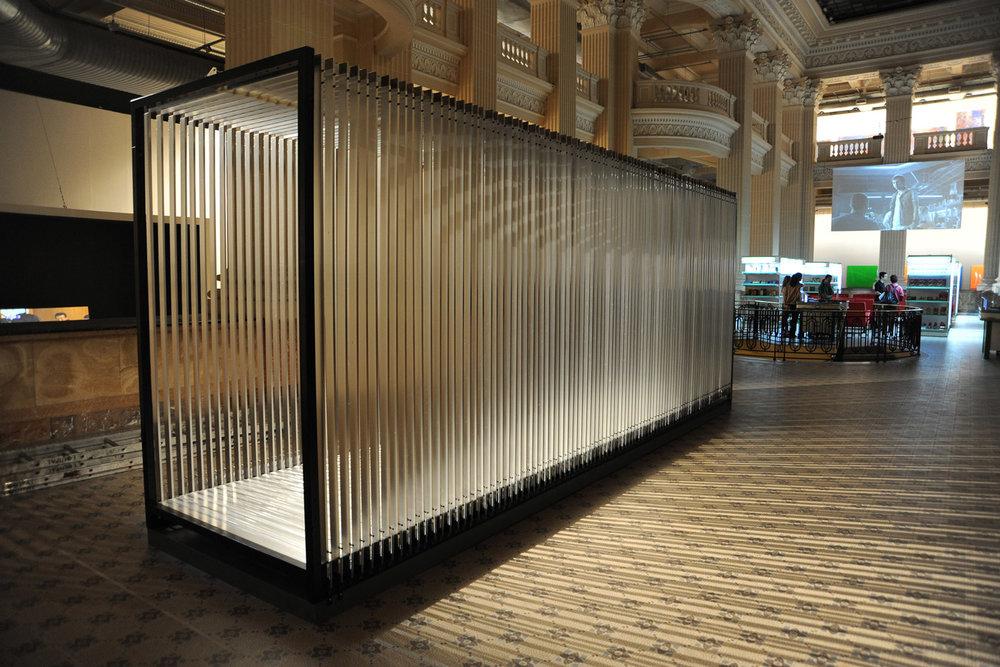 tunnel | túnel    @ santander cultural 2011   + expo