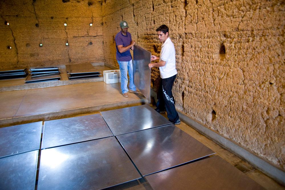 soil | solo    @ capela do morumbi 2010   + expo