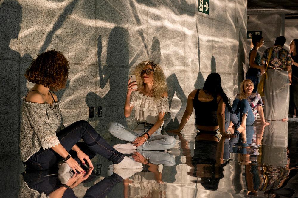 water | água    @ sesc palladium 2015   + expo