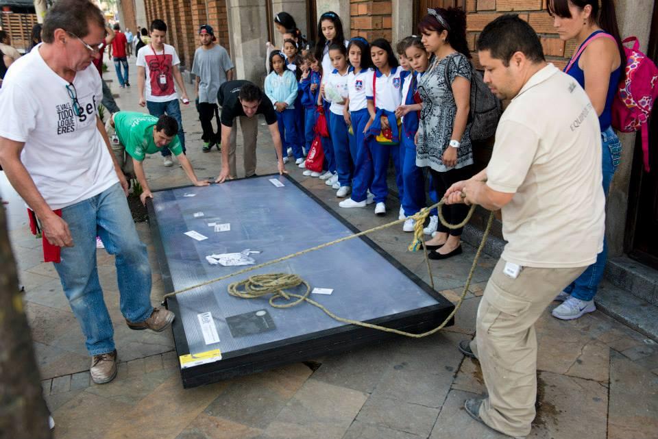 melt    @ museu de antioquia 2014   + expo