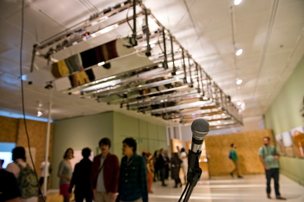 voice | voz    @ mostra rumos 2015   + expo