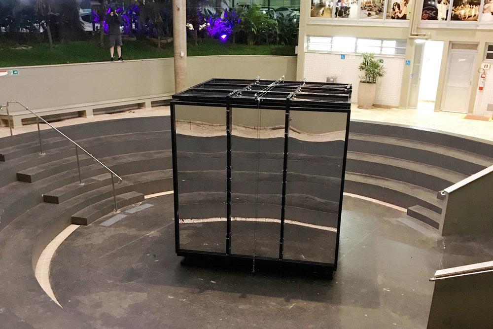 infinite cubed | infinito ao cubo    @ vertigem 2017   + expo