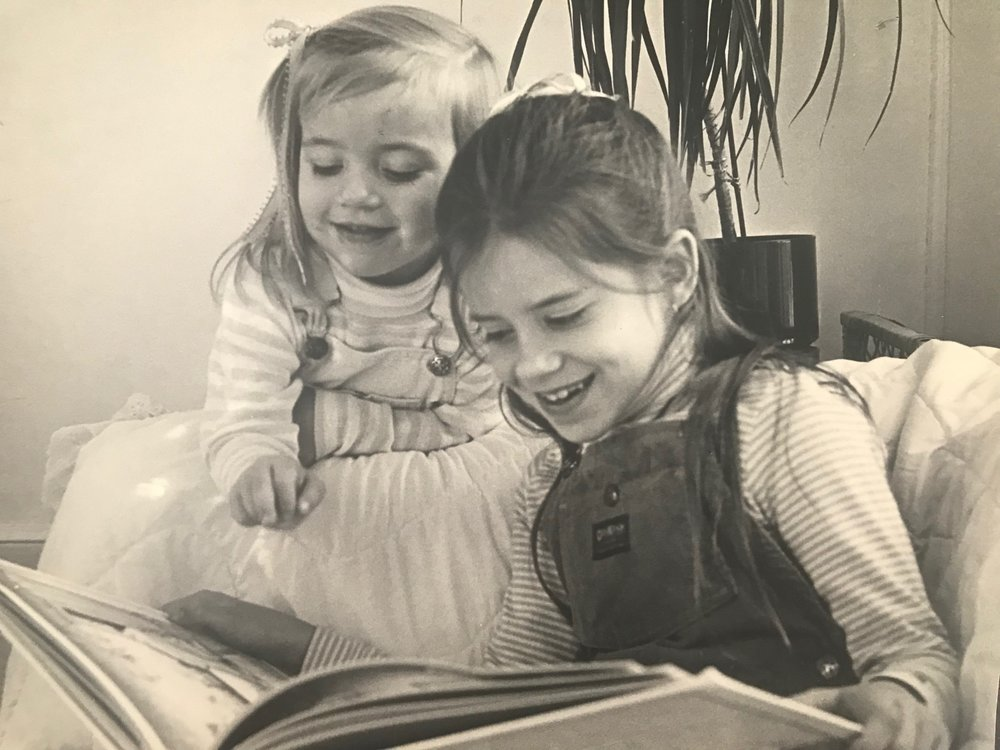 Sisters Alexandra and Sarah Hope