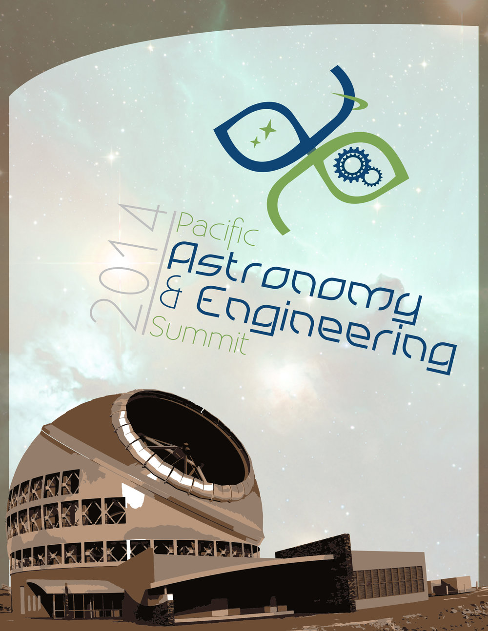 Pacific Astronomy & Engineering Summit 2014 Workbook Cover