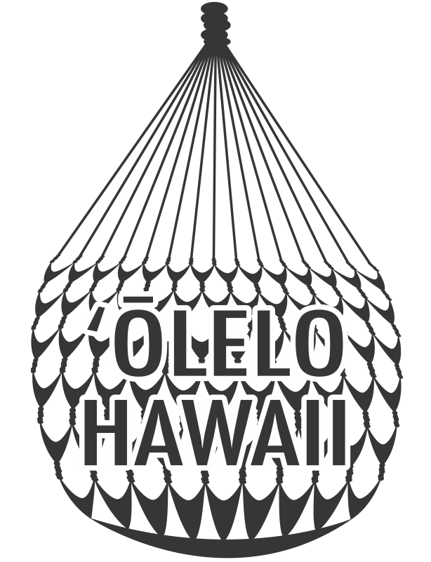 'Olelo Hawai'i Hat Design
