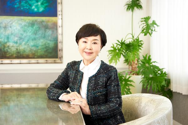 CHIYONO TERADA - Built one of Japan's largest moving companies, with nearly $810 million in annual revenue and operations in the U.S. and China. She also has business in the day-care sector and now has nearly 180 facilities across Japan.