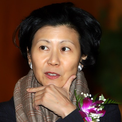 """SOLINA CHAU - A prominent businesswoman in Hong Kong,Solina is keen to promote educational development in China focusing on education for women.In 1996 she set up the HS Chau Foundation as a vehicle to further this vision.The Foundation launched a series of """"Project Tomorrow"""" projects, an integrated system supporting the multi-faceted elements in education: from primary schools to universities, from teachers to students, from cultural learning to technical training, from school supplies to tele-education infrastructure."""
