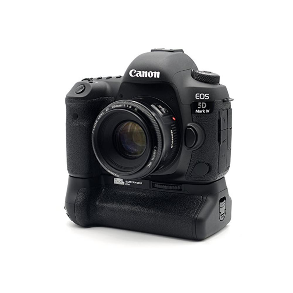 Cámara Canon 5D Mark IV - EOS 5D Mark IV capta detalles increíbles, incluso con contraste extremo. El vídeo 4K ofrece nuevos niveles de rendimiento. Los disparos en serie a 7 fps permiten encontrar el momento ideal y la función GPS registra tus movimientos. Wi-Fi y NFC permiten controlar la cámara de forma inalámbrica y compartir las imágenes fácilmente. Además, la EOS 5D Mark IV se vende con Canon Log, que ofrece un rango dinámico más amplio y niveles de ruido más bajos para que el metraje conserve todos los detalles en situaciones de luz difícil o de alto contraste.