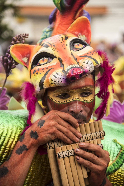 Foto: Mariano Vimos-Carnaval de Negros y Blancos 2018