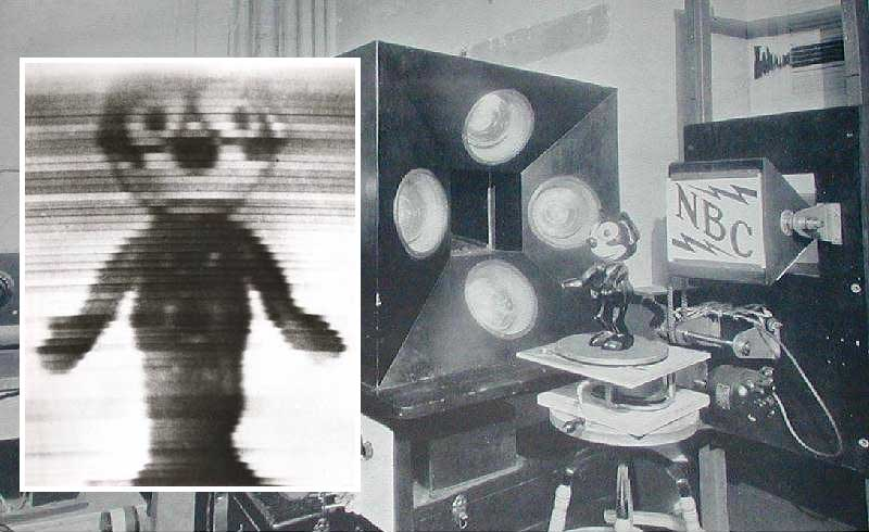 1928- W2XBS + Felix the Cat