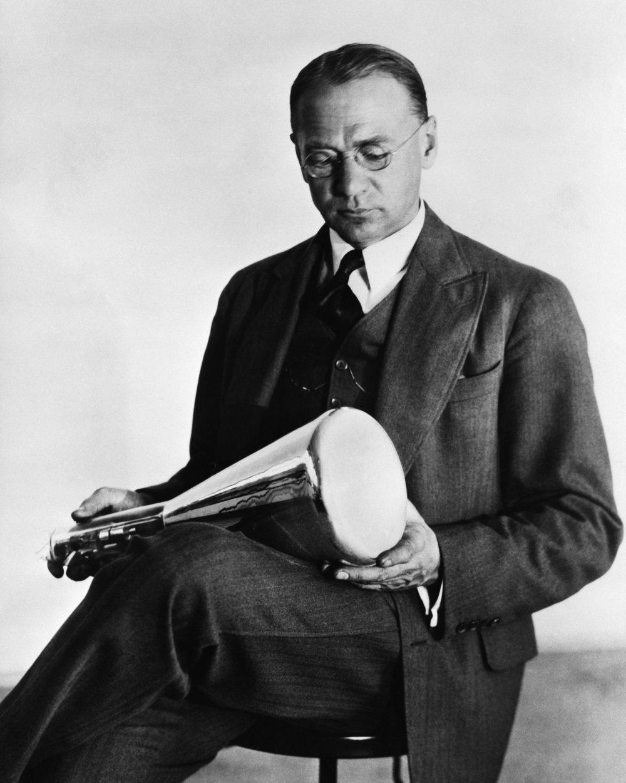 1923- Vladamir Zworykin