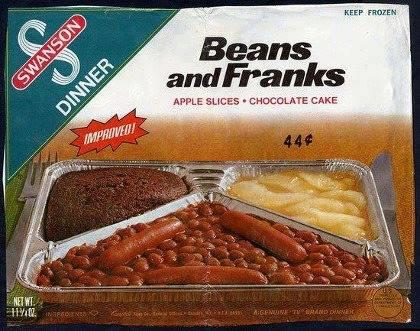 1953- The TV Dinner