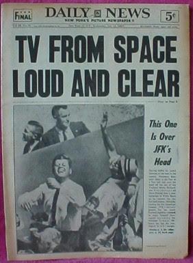 1962- Telstar