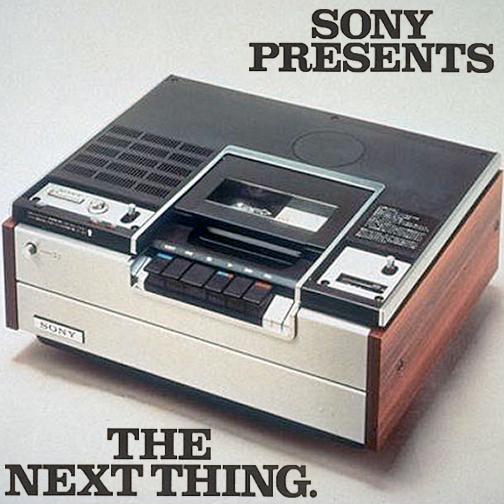 1975- Video Cassetes