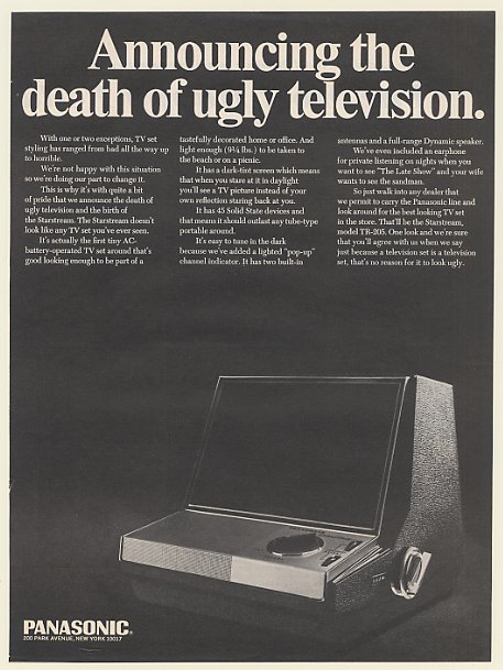 Death of Ugly TV.JPG