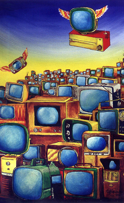 ABOUT THE HISTORY OF TV