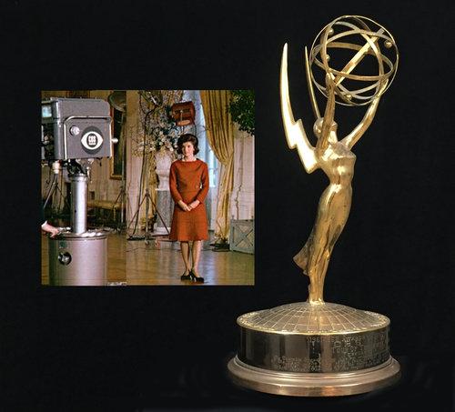 Jackie Kennedy's Emmy