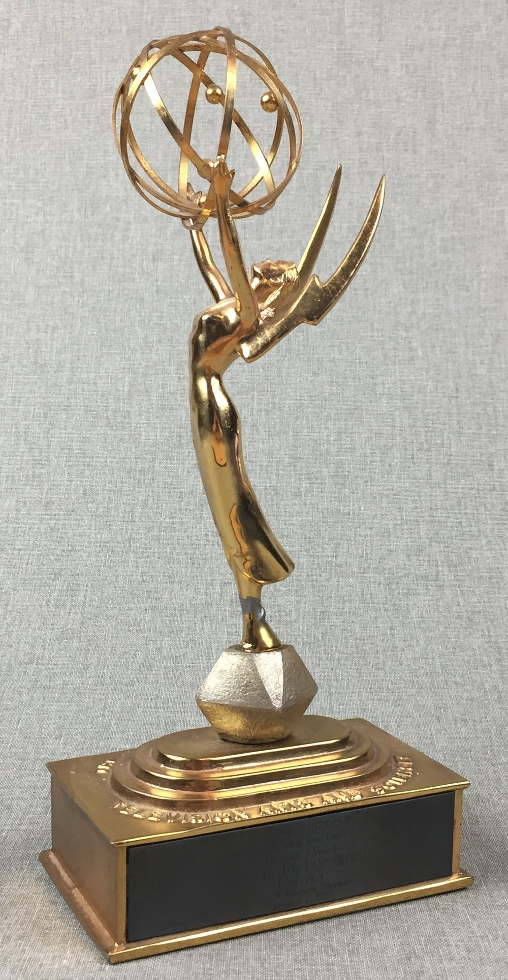 Since 2003, the Academy of Television Arts & Sciences (ATAS) has awarded the Philo T. Farnsworth Corporate Achievement Award to companies who have significantly affected the state of television and broadcast engineering.