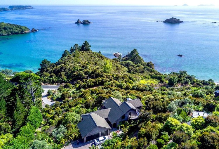 Luxury redefined at Te Koha Lodge