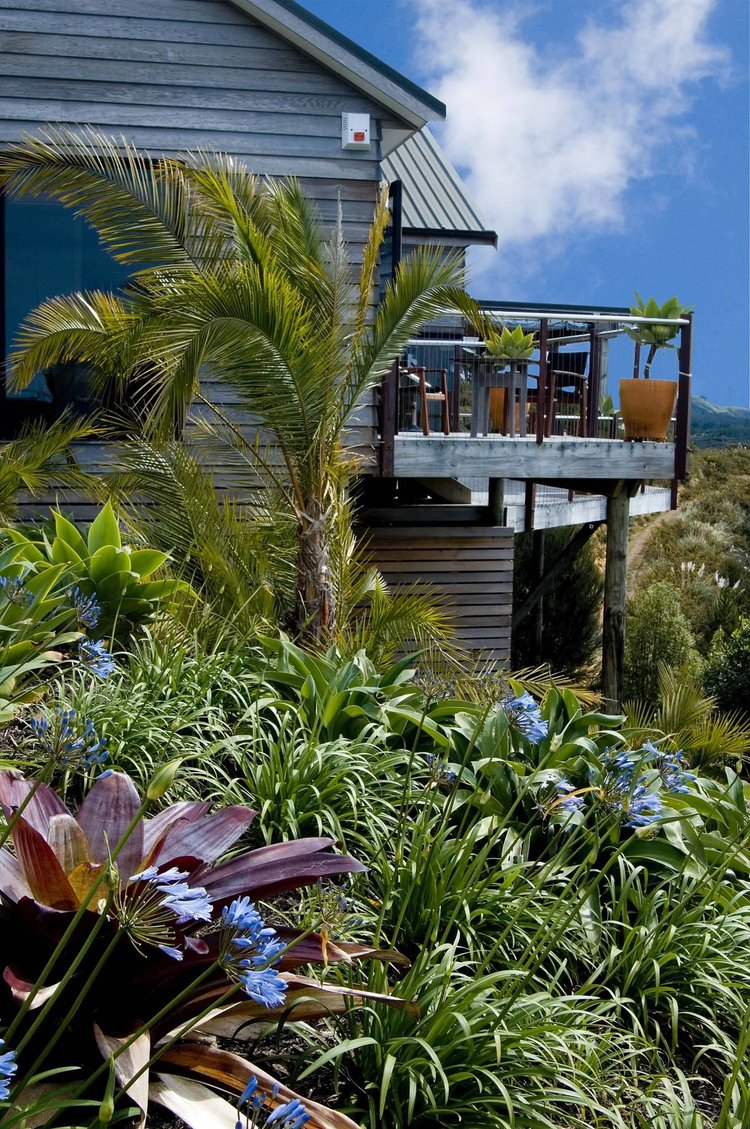 Luxury Garden Retreat at Te Koha Lodge