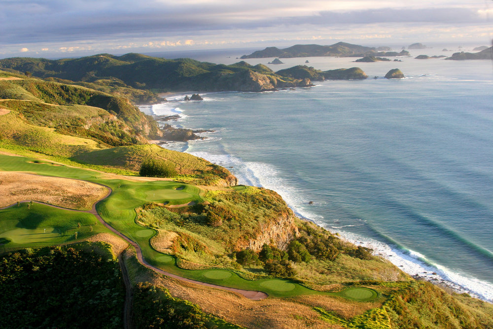 1. Kauri Cliffs Golf Course - Foto by The A Position | James McAfee