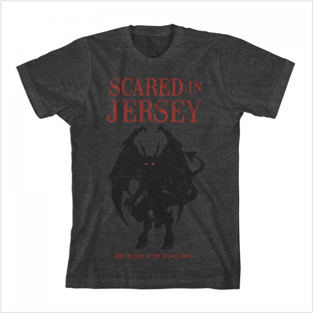 Devil Legend Charcoal T Shirt $25.00