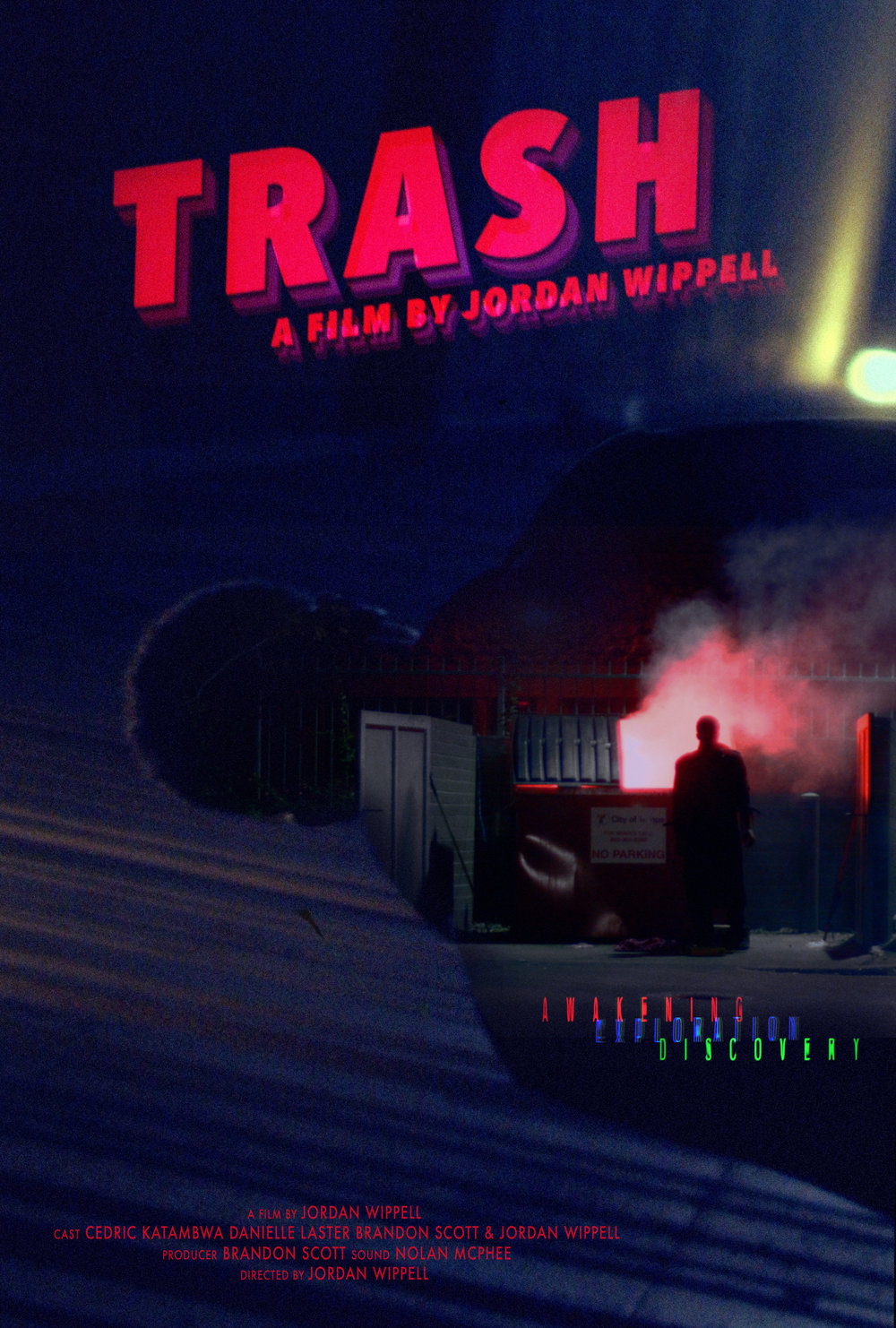 Trash (2016) - Trash, an official selection to Arizona Sci-Fi and Horror Showcase, displays the journey across the real America through the most naive of eyes.