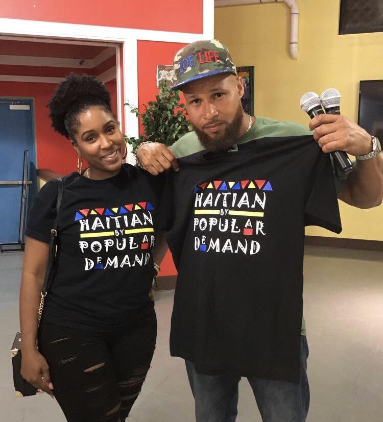 Haitian Pride w/ MrGrimo