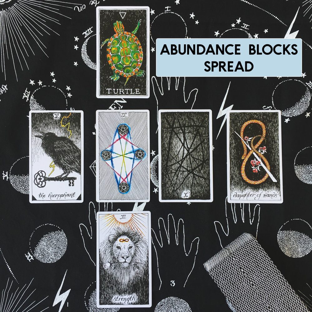 Abundance Blocks Tarot