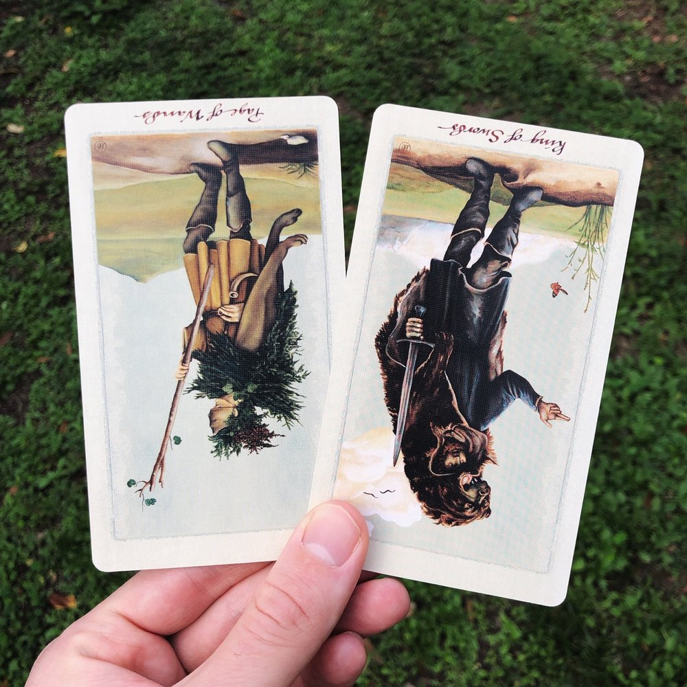 January Tarot Reading