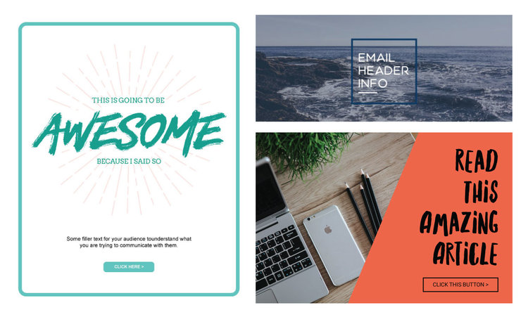 5 Steps To Create A Killer HTML Email PLUS Free Banner