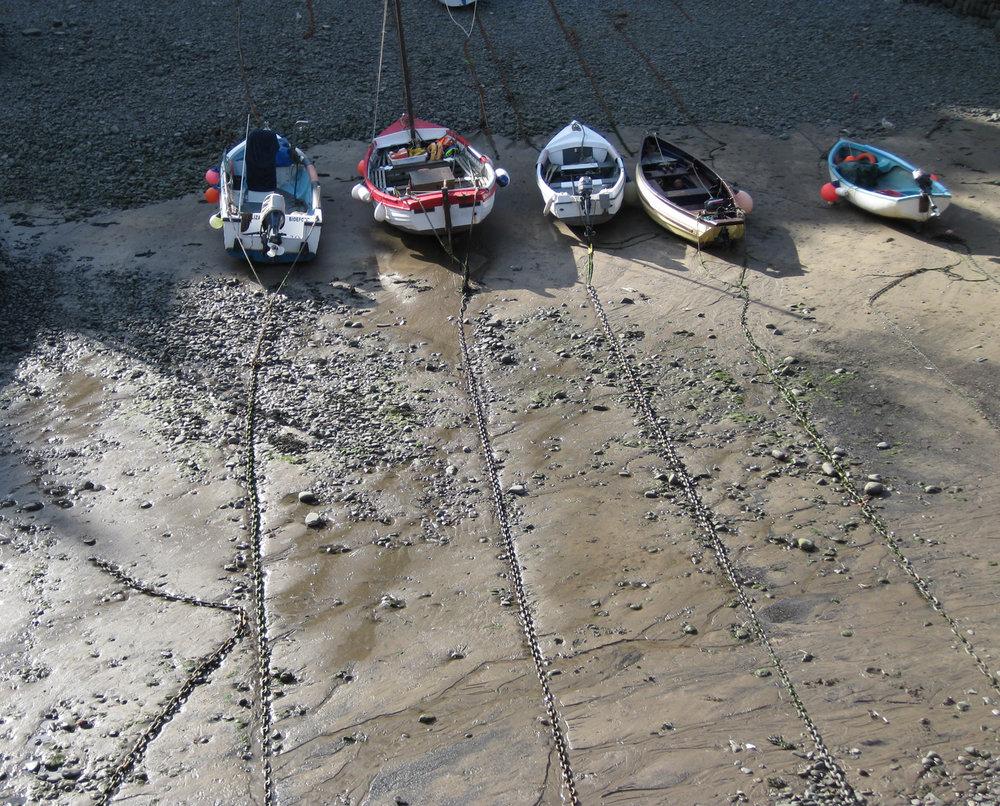 #8 Low Tide, Clovelly .JPG