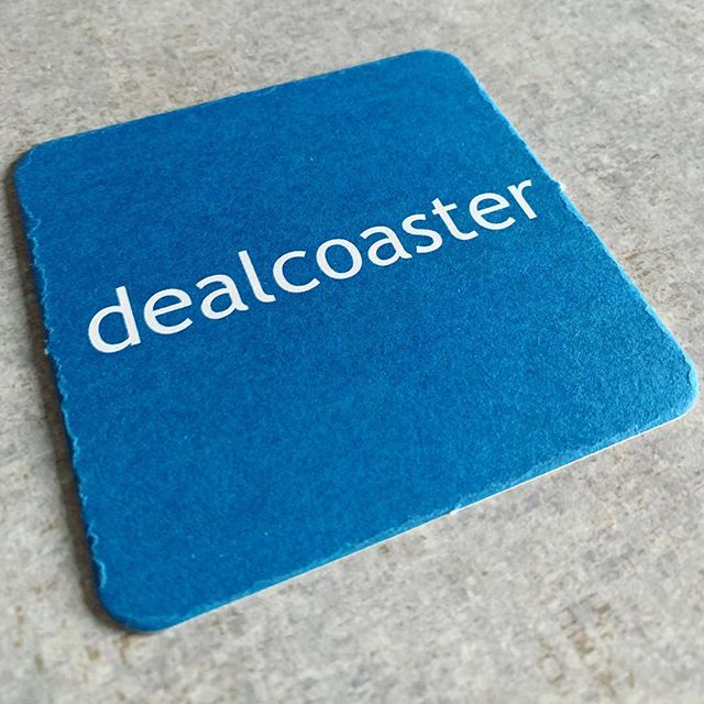 I had to order a bunch of swag for @dealcloserinc so I made sure to order the most important swag of all: (deal)coasters  #whatatimetobealive #coasters #swag #veryimportant #legaltech #law #lawyer