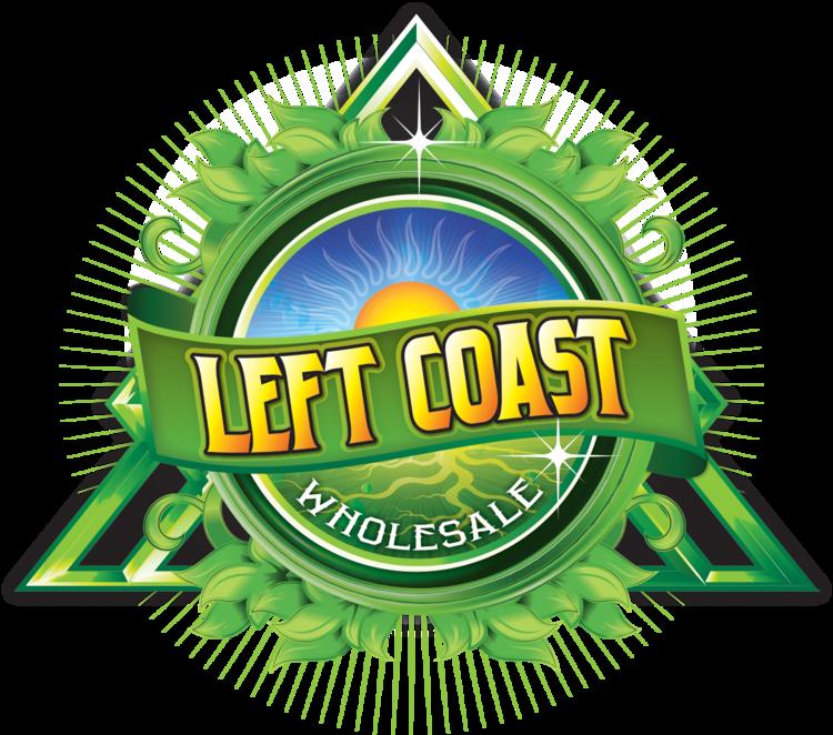 Left Coast Wholesale logo