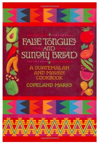 False Tongues and Sunday Bread by Copeland Marks