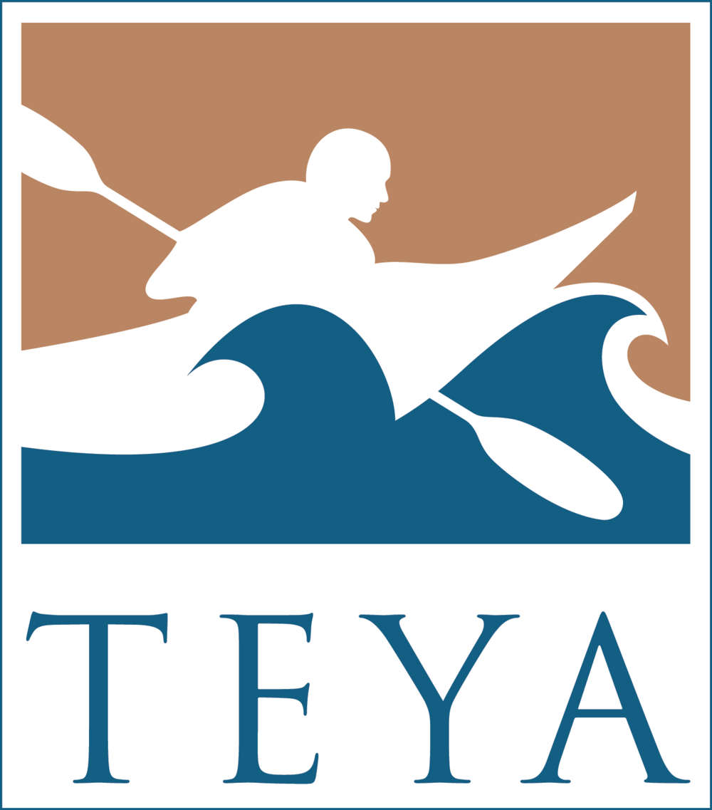 Teya Name Only - Full Color Logo - Sticker.png