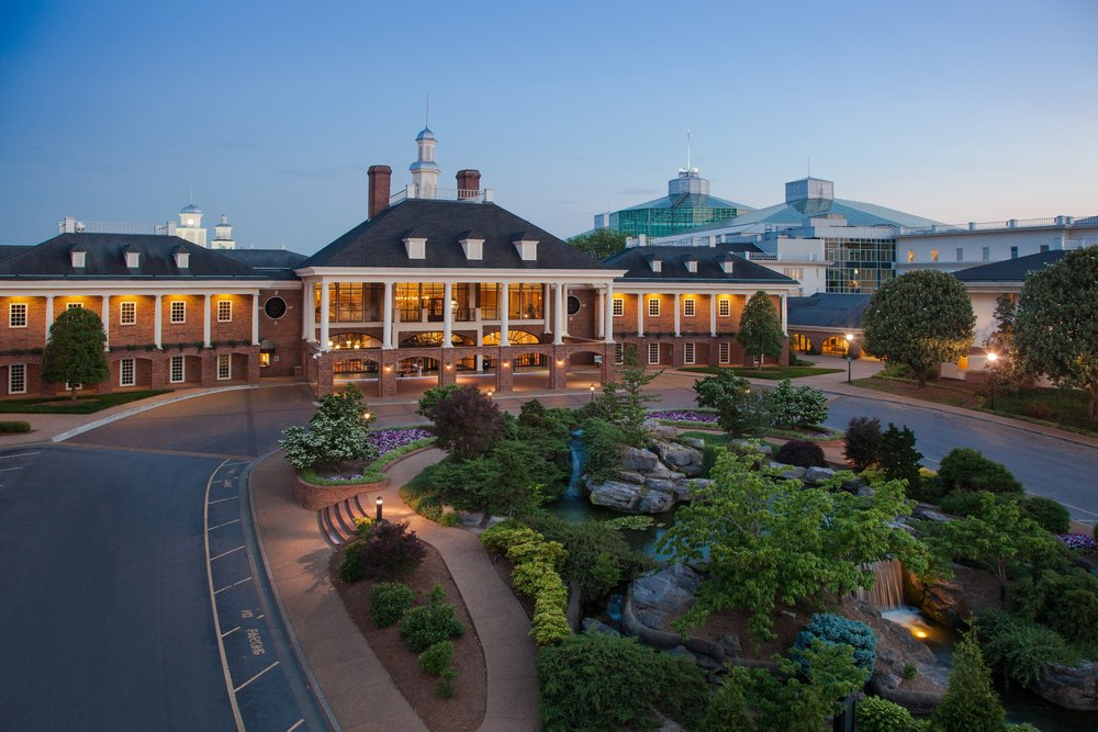 Lodging - The Conference is held at the Gaylord Opryland Hotel & Convention Center. Book your lodging today