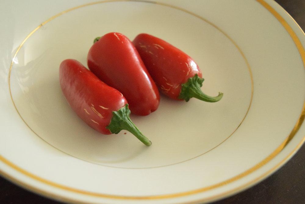 Red Jalapeño