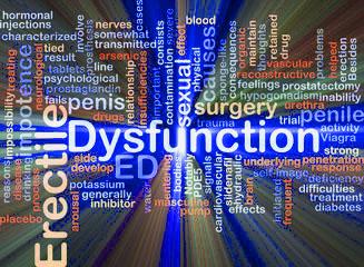 Erectile Dysfunction -