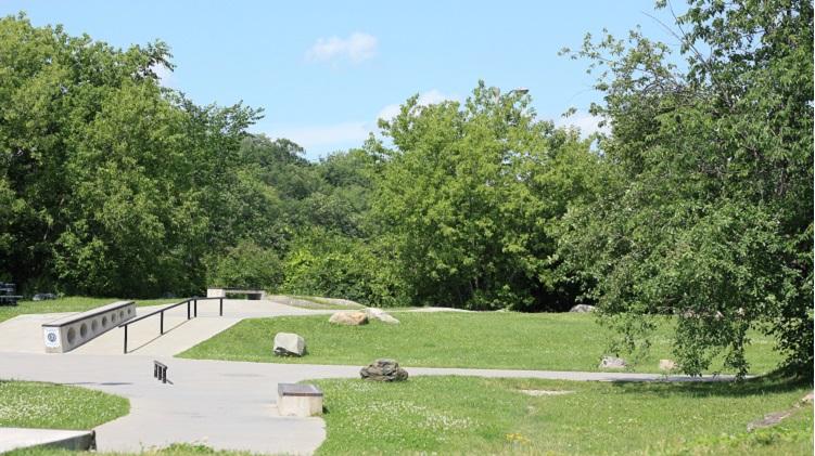 Parc Dorilas-Gagnon, Brompton
