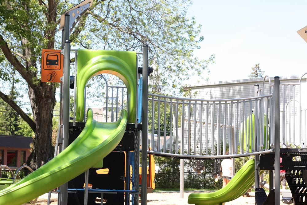 Parc Ouellet, Brompton