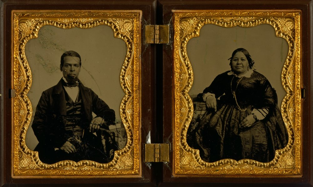 Prominent abolitionist Albro Lyons and Mary Joseph Lyons were residents of Seneca Village.