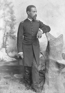 Lt. Col. Allen Allensworth