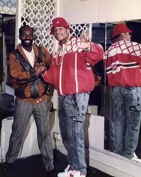 LL Cool J and Dapper Dan