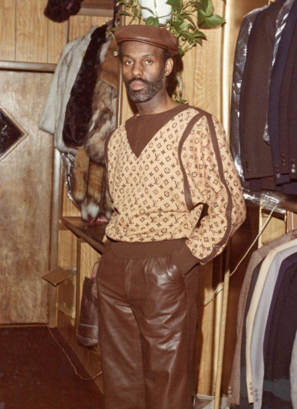 Dapper Dan in the 80s